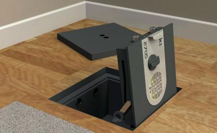 Oculta una caja fuerte en tu casa con estos trucos